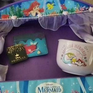 Disney little mermaid bundle